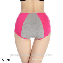 Periodo prueba panty 5120 anti goteo ropa interior de bambú panty panty