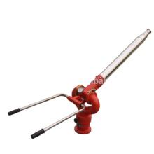 PL24~100 type waterr foam monitor solas fire water monitor