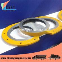 China pump high pressure hose pump elbow eye plate cutting ring spout
