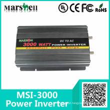 Inversor de energia sinusoidal modificado de alta potência 3000 ~ 6000W para caminhão