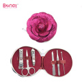 6pcs Fashion Grooming Case Reise-Maniküre-Set