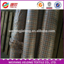 Hot Selling For T Shirt 100% Cotton Yarn Dyed Fabric 100% cotton yarn dyed checks fabric for T-Shirt