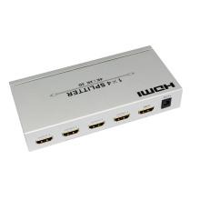1X4 HDMI Splitter, 4k*2k, 3D