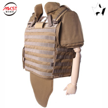 MKST Quick Release Military Steel Plate aramid Bullet Proof Vest Price