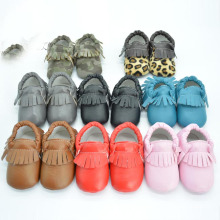 Newest PU Baby Shoes Winter Baby Shoes Boy Warm Baby Shoes Infant Shoes (kx715 (18)