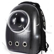 Espacio de mochila expandible Bubble Cat Carrier