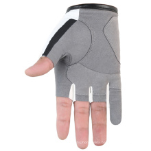 Wholesale High Quality Fitness Soft Warm Wear-Resistant Half Finger Fishing Gloves for Outdoor Sports