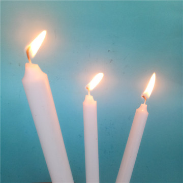 Flameless White Color Cheap Candle Wax