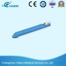 Cartuchos descartáveis para grampeador de corte linear descartável
