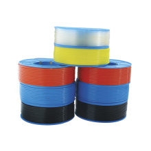 PU tube suitable for various of fittings, easy for piping-work and flexible in application