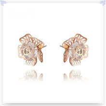 Crystal Jewelry Fashion Accessories Alloy Earring (AE144)