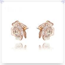 Cristal jóias acessórios de moda brinco de liga (ae144)