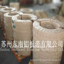 3004 tiras de alumínio para tanque de armazenamento