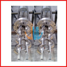 Stainless Twin Screw and Barrel for Paste/ Food Machinery