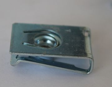 zinc plated special stamped parts