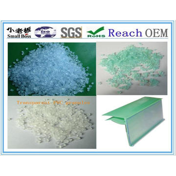 Granules de PVC pour tuyau rigide