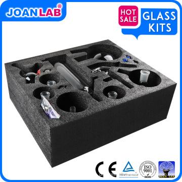 Aparelho de vidro de destilação de caminho curto JOAN Lab
