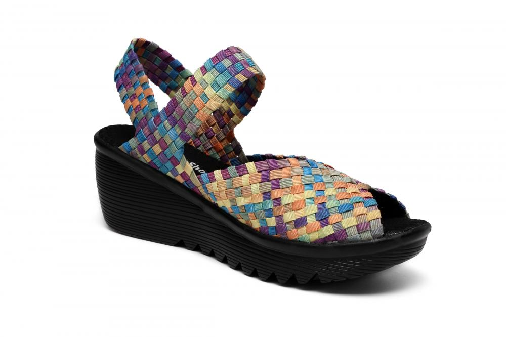 Breathable Woven Sandals