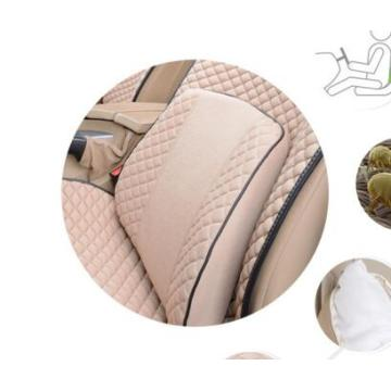 Auto Rückenlehne Pillow Lendenkissen Eis Seide