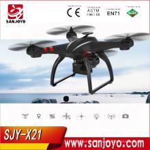 Bayangtoys X21 Wifi FPV GPS sin escobillas Quadcopter con 1080P cardán Cámara Sígueme Función Envolvente SJY-X21