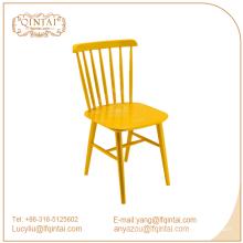 Chaise de winor de meubles de salle à manger rurale