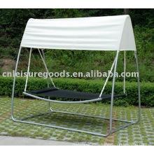 Metal hanging garden bed