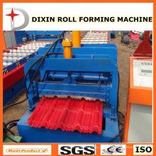 Машина для производства глазурованной стальной плитки