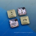 Square Fancy Buttons Piedras