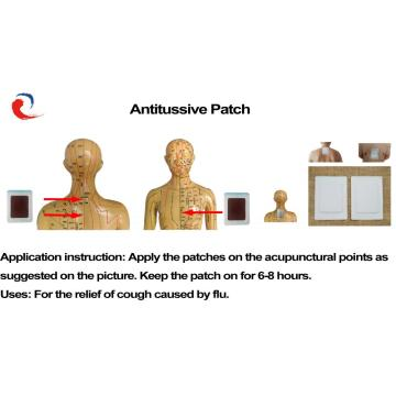 Patch antitussif (Patch froid médical)