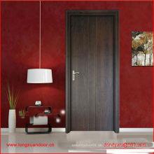 Innenfurnier-Flush-Tür / Einstiegstür-Typ / Einzeltür-Designs