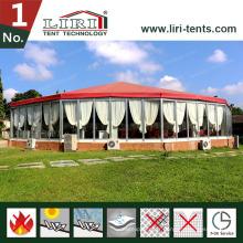 Tente multifonctionnelle de tente de conception de tente universelle de tente de conception mélangée 15m