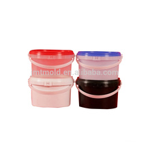 Specification Customized Container Mold Paint Bucket Mould