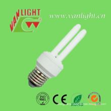 U Shape Series Energy Saving Lamps CFL, (VLC-2UT3-9W-11W)