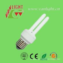 Форма U серии энергосберегающих ламп КЛЛ, (VLC-2UT3-9W-11W)
