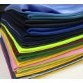 Farbe Sportswear Stoff gefärbt Polyester Strickstoff