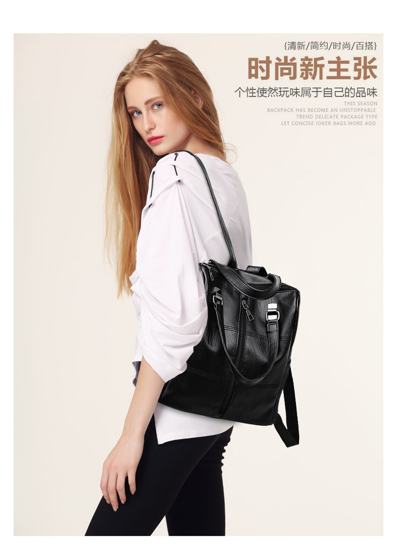 lady double shoulder bags s1815 (6)