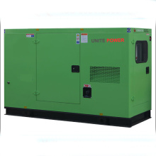 27kVA Silent Diesel Power Engine Generator Kubota