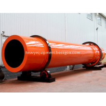 Vinasse Rotary Drum Dryer For DDGS Drying Plant