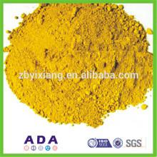 Óxido de hierro de alta calidad amarillo