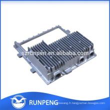 Disjoncteur de communication en fonte d'aluminium