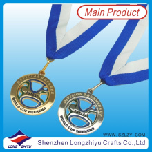 High Quality Cut out Medals Triathlon Medal