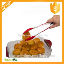 High quality top sell as seen on tv kitchen silicone tong