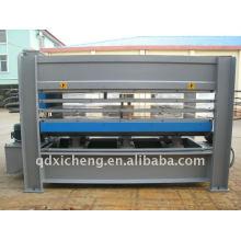 YDH4-160 Heißpressmaschine mit 5 Ebenen