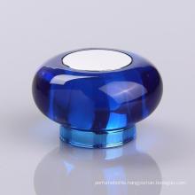Surlyn Elegant Blue Perfume Bottles Caps