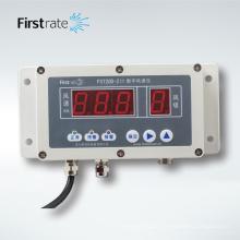 Controlador final do alarme do sensor de velocidade do vento do efeito de salão do fabricante