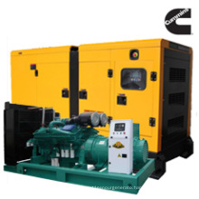 Original Cummins Engine Denyo Type Soundproof Vietnam Diesel Generators