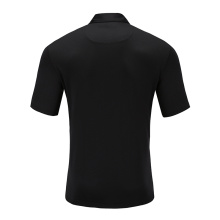 Polo da uomo Dry Fit Soccer Wear rossa