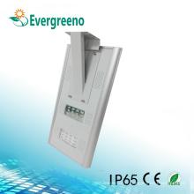 Réverbère solaire intégré de tout-en-un réverbère solaire de LED