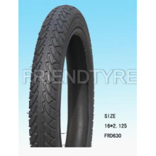 Durable And Cheap Rubber Electric Bicycle Tire