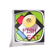 A04 Printed Badges
